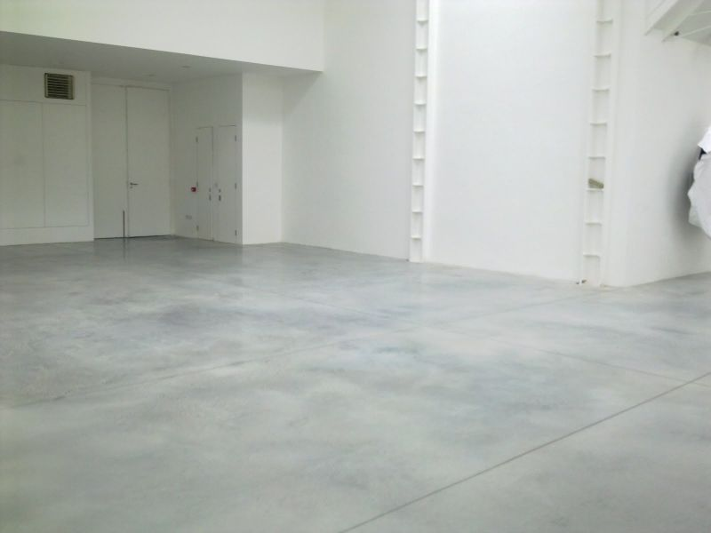 ashe white floors lisson gallery 21. Ashe White Floors  Lisson Gallery   Steyson Granolithic