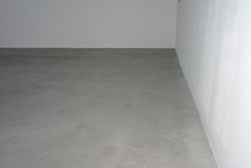 shot blasted concrete floors gagosian gallery steyson granolithic